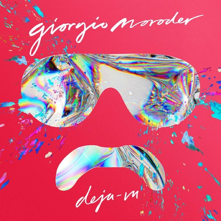 Giorgio Moroder 'Tom's Diner' (Suzanne Vega cover ft. Britney Spears)