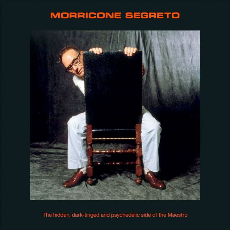 Ennio Morricone's Secret Side Unearthed on New Posthumous Album 'Morricone Segreto'