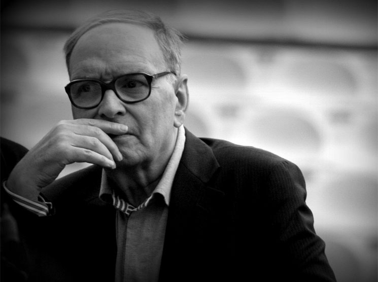 ​Ennio Morricone Cancels Tour Dates Due to Health Concerns