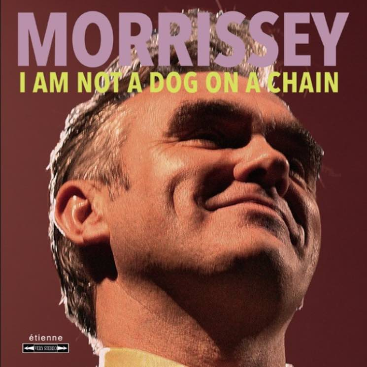 ​Morrissey Releases New Song 'Bobby, Don't You Think They Know?'