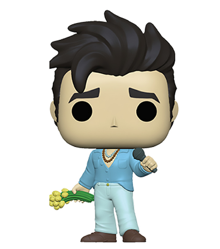 Morrissey Is Finally Getting His Own Funko Pop