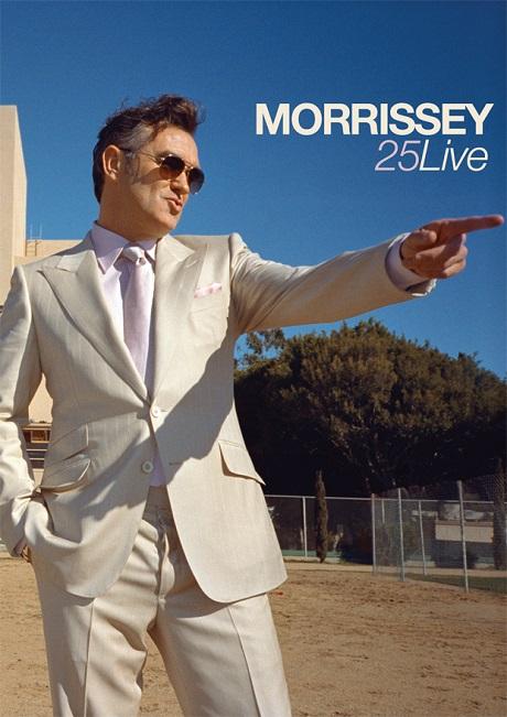 Morrissey's '25: Live' DVD Gets October Release Date