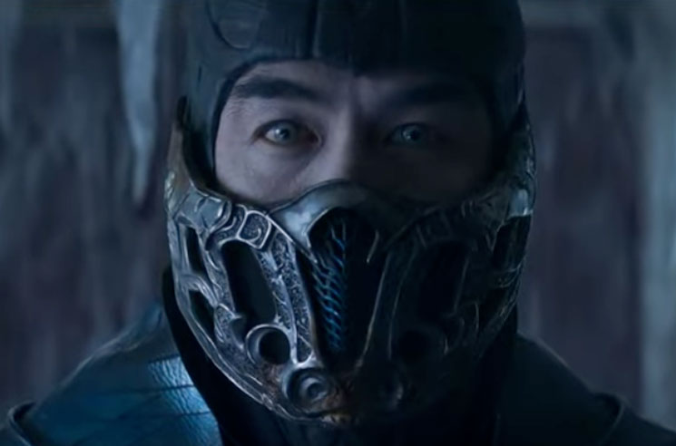 Here's Your First Trailer for the New 'Mortal Kombat' Movie