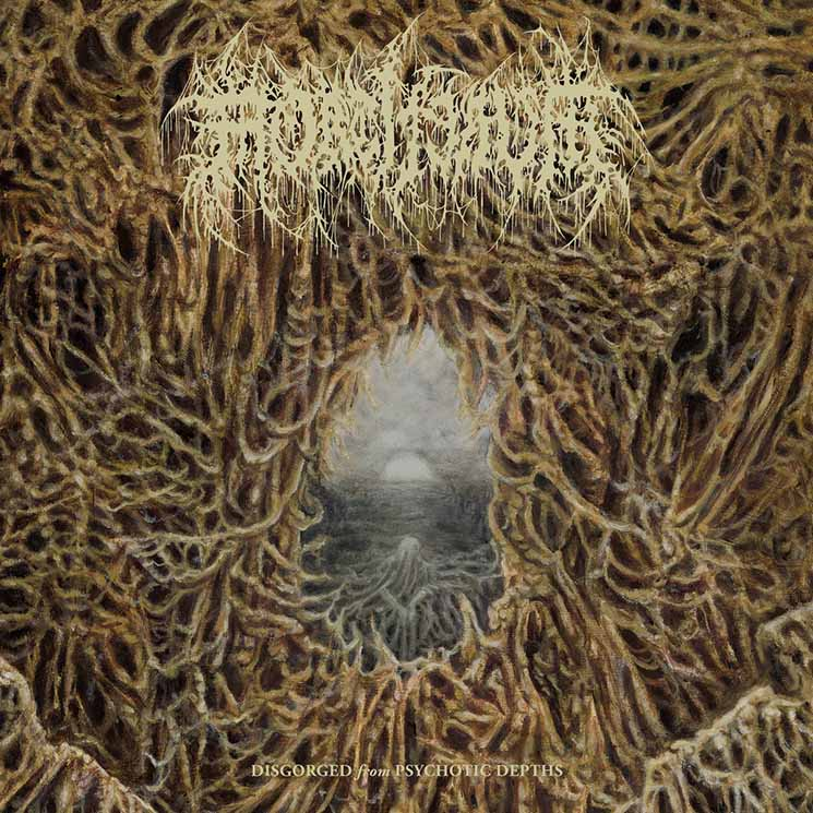 Mortiferum Disgorged From Psychotic Depths
