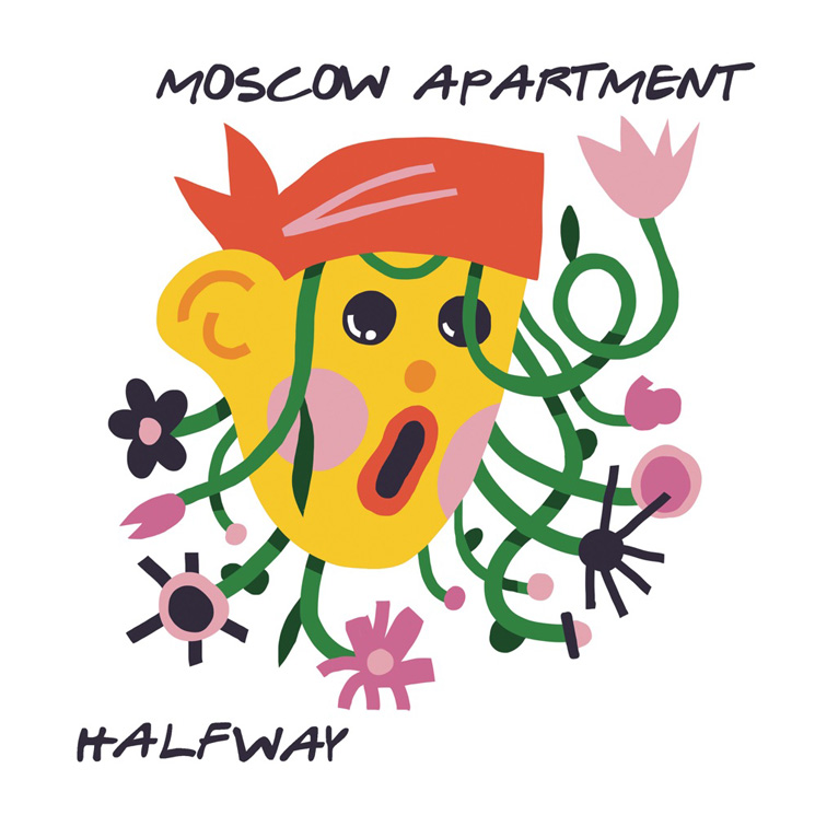 Moscow Apartment Return with 'Halfway'