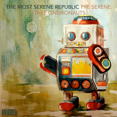 Listen to the Most Serene Republic's 'Pre-Serene: Thee Oneironauts' Here on Exclaim.ca