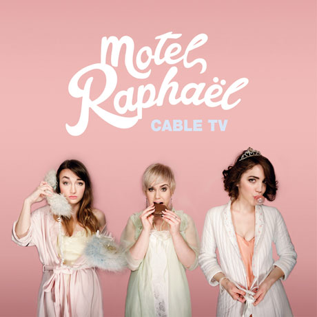 Motel Raphaël 'Cable TV' (album stream)