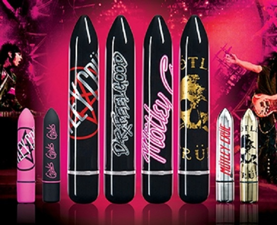 Mötley Crüe Now Have Their Own Signature Sex Toys
