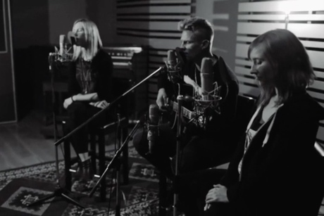 "Mother Mother ""Kept Down"" (in-studio acoustic video)"