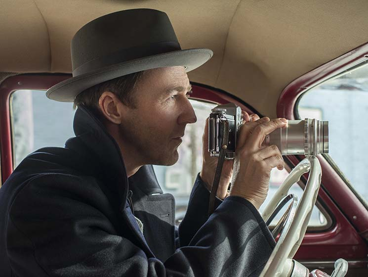 Edward Norton Reveals How Thom Yorke Shaped His New Film Noir 'Motherless Brooklyn'