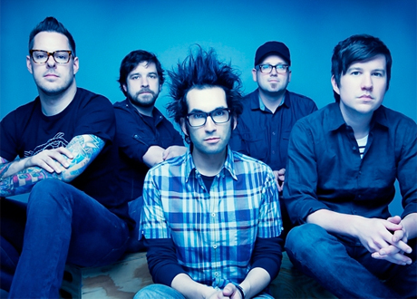 Motion City Soundtrack Return to Epitaph for 'Go'