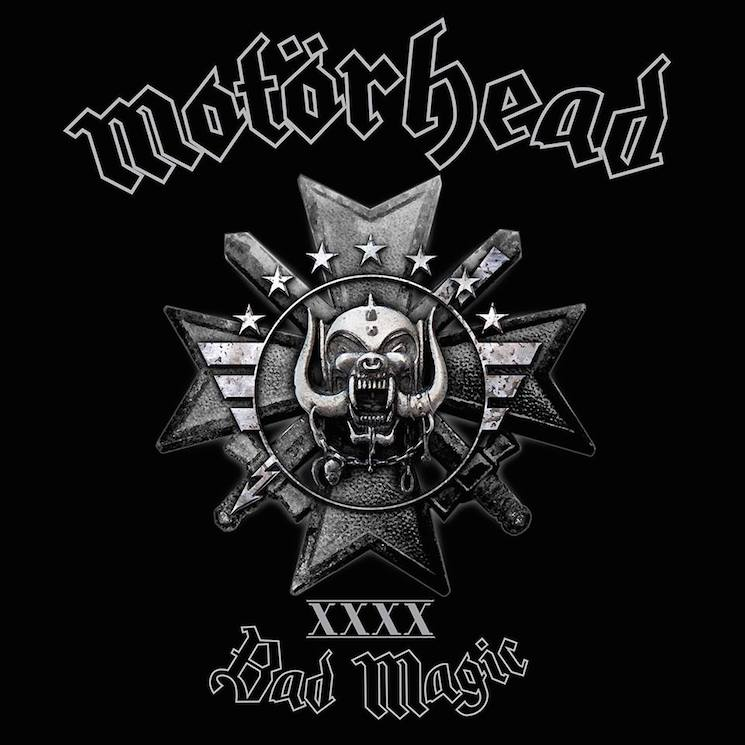 Motörhead Dabble in 'Bad Magic' on New Album