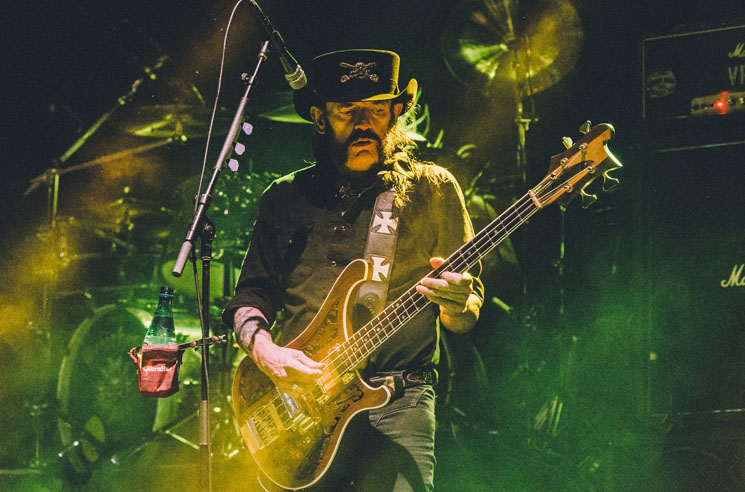 Motörhead Downsview Park, Toronto ON, September 19