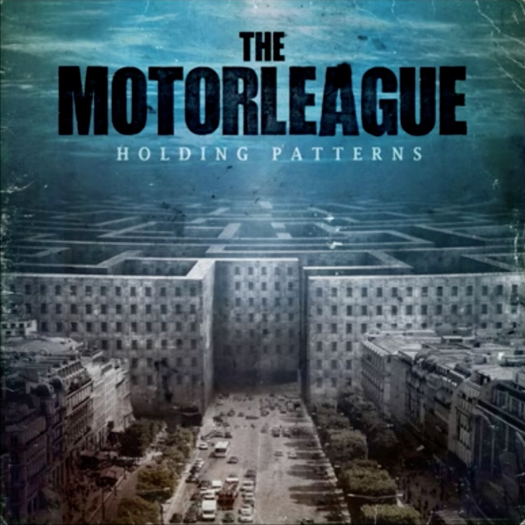 The Motorleague Announce 'Holding Patterns' LP, Canadian Fall Tour