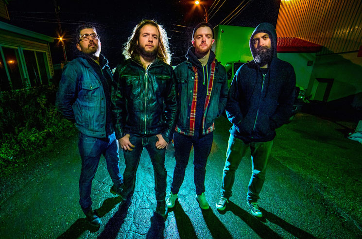 The Motorleague Extend Canadian Fall Tour with the Dying Arts