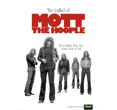 Mott the Hoople Treated to New Documentary, Get Morrissey to Pen DVD Liner Notes