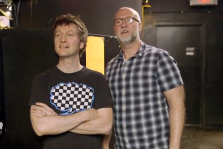Bob Mould 'Star Machine' (video)
