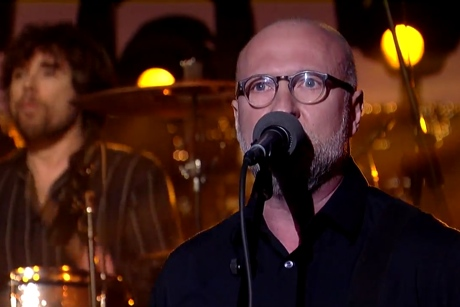 "Bob Mould ""See a Little Light"" (live on 'Letterman')"