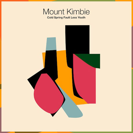 Mount Kimbie 'Blood and Form'