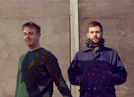 Mount Kimbie Book North American Fall Tour, Play Vancouver