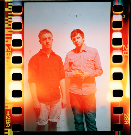Mount Kimbie Sign with Warp for New LP