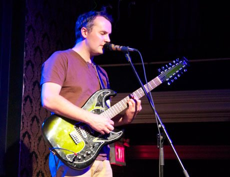 Mount Eerie / Wyrd Visions / Steve Kado Great Hall, Toronto, ON, September 10