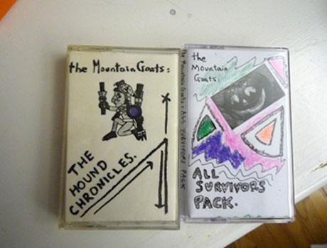 Mountain Goats Announce Bonus <i>All Eternals Deck</i> Cassette