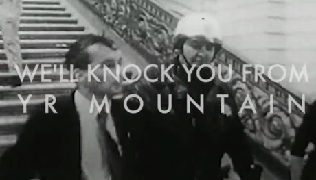 "Elephant Stone ""Knock You from Yr Mountain"" (lyric video)"