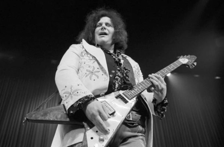 Legendary rockers react to guitar great Leslie West's passing