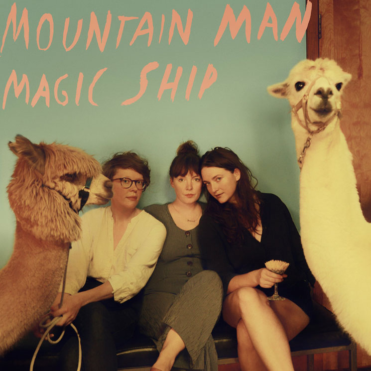 Mountain Man Magic Ship