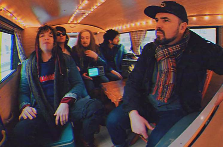 "​Mounties Premiere ""Hitchin' Man"" Video"