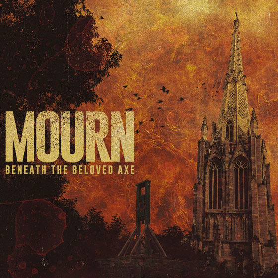 "Hear Mourn's Sludgy Metallic Hardcore on ""Meet My Fate"""