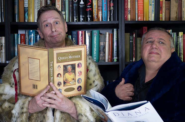 ​Kids in the Hall's Scott Thompson and Paul Bellini Try to Explain Their 'Mouth Congress' Movie, Plus the Scoop on the New Amazon Series