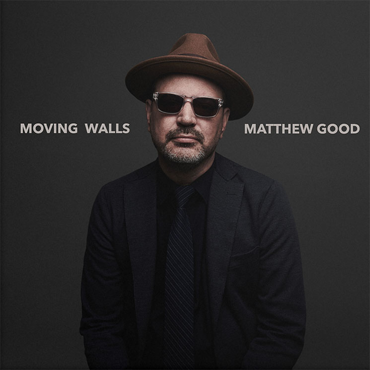 Matthew Good Moving Walls