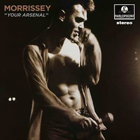"Morrissey to Release ""Definitive Master"" of 'Your Arsenal'"