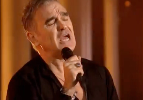 Morrissey Live at the Nobel Peace Prize Concert