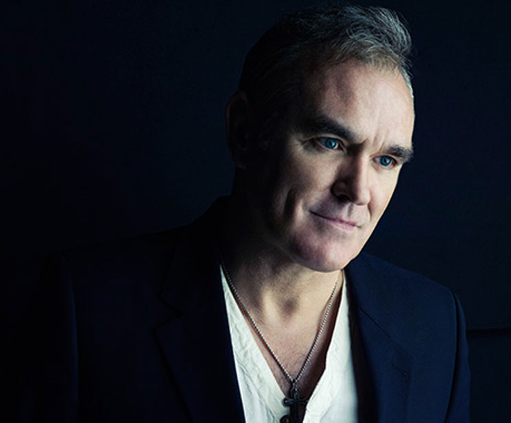 Morrissey Calls Off Colorado Show After Keyboardist Collapses