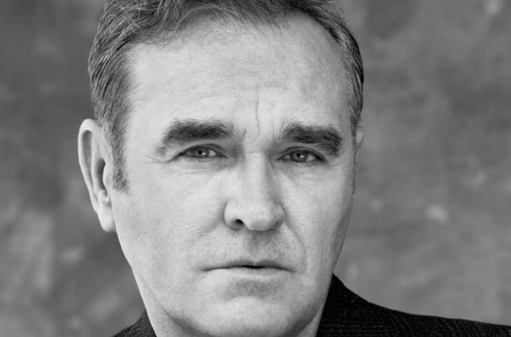 ​Morrissey Now Has His Very Own Website for Voicing All His Opinions