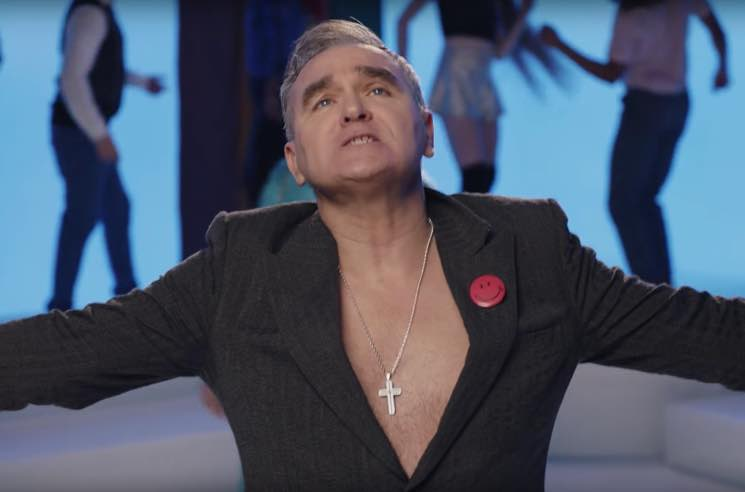 "Morrissey ""Jacky's Only Happy When She's Up on the Stage"" (video)"