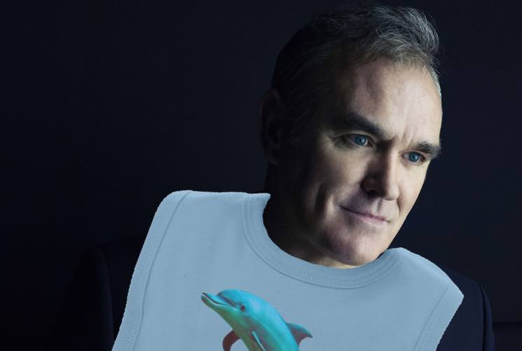 ​Morrissey Apparently Orders from the Kids' Menu at Restaurants