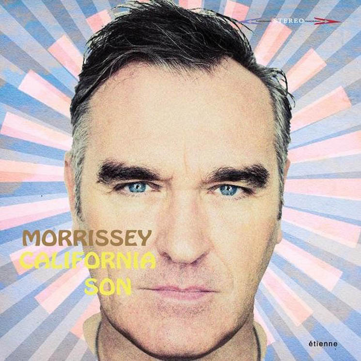 "Morrissey Shares New 'California Son' Song ""Lady Willpower"""
