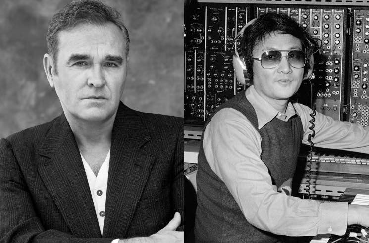 ​Morrissey Pays Tribute to Late Electronic Composer Tomita