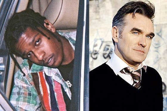A$AP Rocky Says He's Working with Morrissey on a New Album