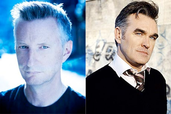 Billy Bragg Now Blasts Both Morrissey and Defender Brandon Flowers
