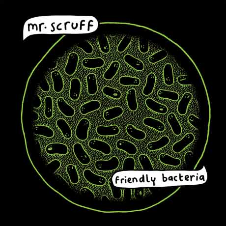 Mr. Scruff Friendly Bacteria