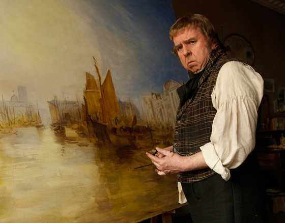 Mr. Turner Mike Leigh