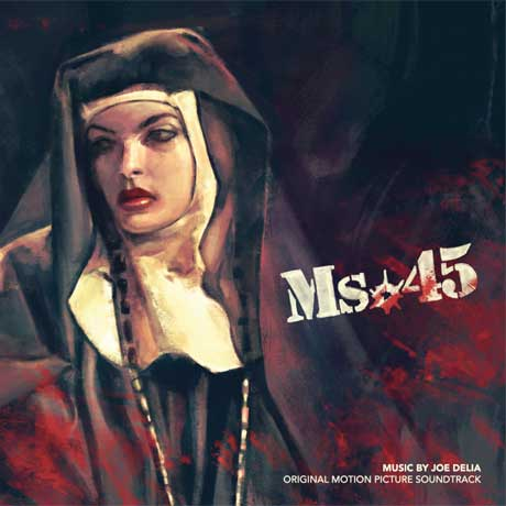 Death Waltz Details Soundtrack Release for 'Ms. 45'