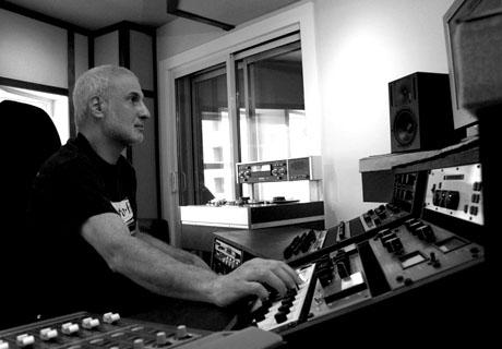 Andy Krehm Mastering Engineer