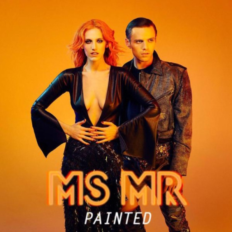"MS MR ""Painted"""