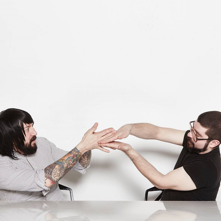 MSTRKRFT Return with 'Operator' LP, Premiere New Single with Ian Svenonius